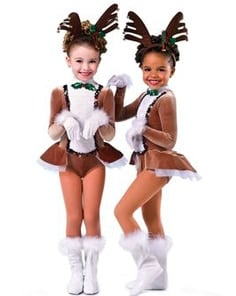 Reindeer Costume kids
