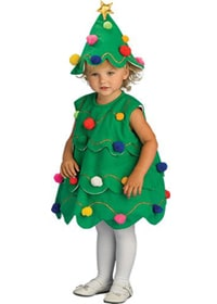 Childrens Christmas Tree Outfit