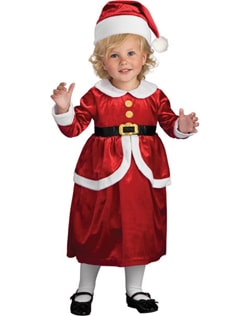 Kids Santa Claus Costume