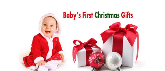 Baby Gifts For Christmas : Personalized first christmas gifts for babies in india