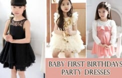 Baby Party Dresses 0-24m Also for First Birthdays