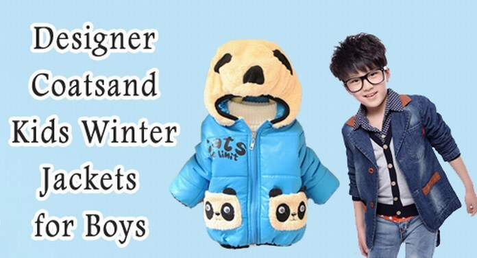 Kids Winter Jackets for Boys