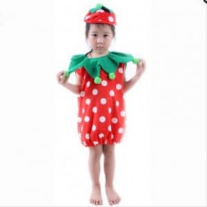Watermelon Fancy Dress Costume