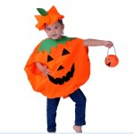 Kids Pumpkin Fancy Dress Outfit