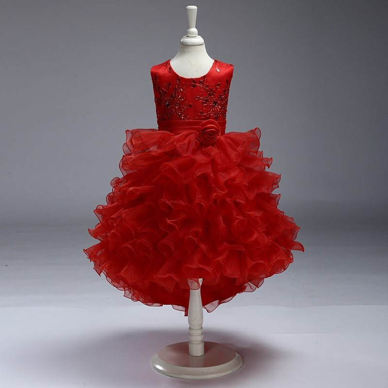 Designer red merry christmas holiday clothing