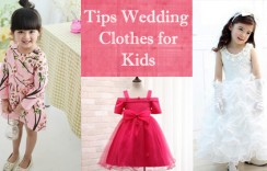 Tips on Choosing Wedding Clothes for Indian Kids