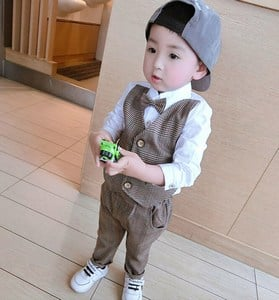 2 Piece Baby Boy Formal Suit