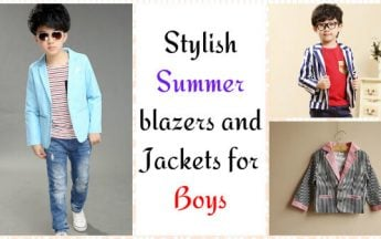 Stylish Summer Kids Blazers and Jackets