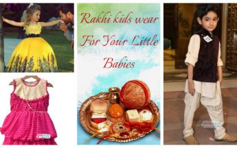 Rakhi kids wear For Your Little Sister Brother