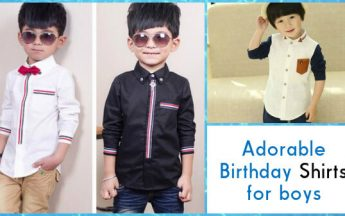 Adorable Birthday Shirts for boys