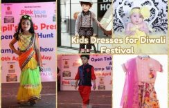 10 Dresses That You Can Pick for Your Kids This Diwali