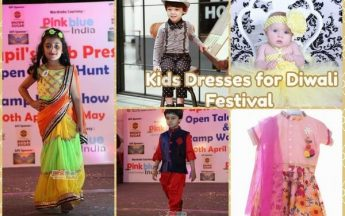 Kids Dresses This Diwali