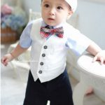 Baby Boys Short Suit Sets