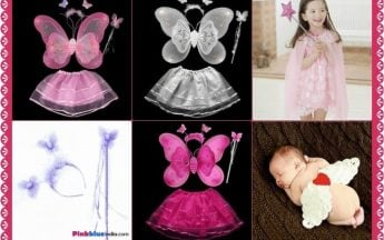 Unique Butterfly Costume and Dresses for Baby Girl