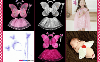 Unique Butterfly Costume and Dresses