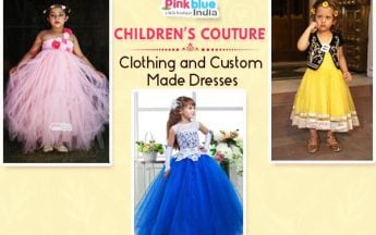 childrens Couture  and Custom Made Dresses