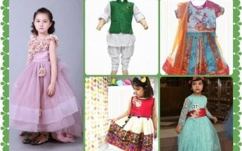 Festive Indian Clothing Modern Baby and Kids