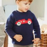 Kids Boys Wool Sweater