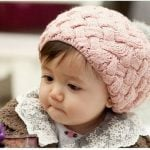 Cute Kids Woolen Hat