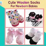 Woolen Socks for newborn babies