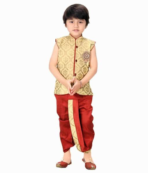 Indian baby boy dresses for special occasions