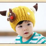Toddler Baby Knitted Woolen Hat