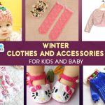 Kids winter clothes and accessories