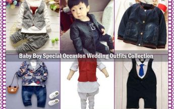 Baby Boy Special Occasion Wedding Outfits