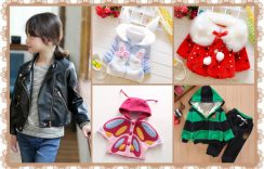 Jackets & Outerwear for Toddler & Baby Girl to Stay Stylish This Winter