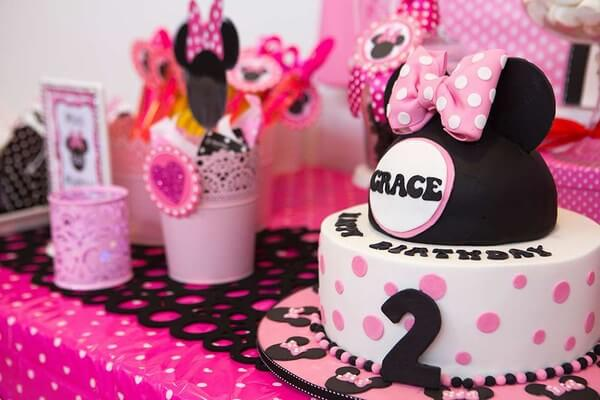 Creative First Birthday Party Themes Ideas for Baby Girls