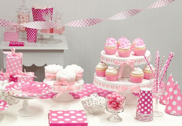 10 Unique First Birthday Party Themes for Baby Girl, 1st ...