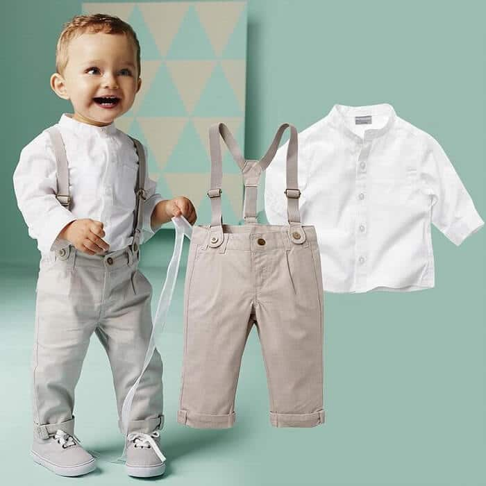 Infant Boy Wedding Outfit - Unique Wedding Ideas