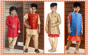 Latest Fashion Trends Kids Ethnic Wear and Traditional Dresses
