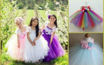 Princess Tutu Dresses for Baby Birthday