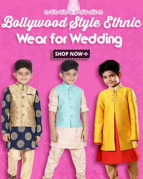 kids indian ethnic wear