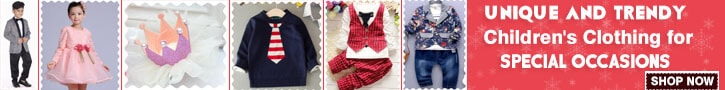 kids wear and outfits collection