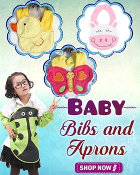 baby bibs and aprons India