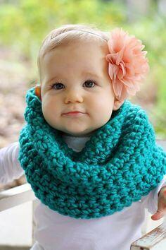 Kids scarf alternative 5 pretty must have cowl necks for children child circle cowl scarf crochet pattern dt1010fo