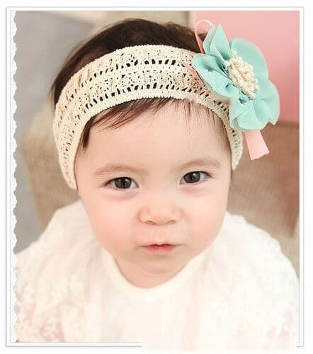 how to make little girl big hair bows