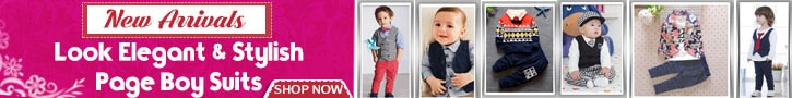 kids boy formal Wear suits
