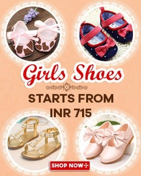 Baby girls shoes - Kids Footwear