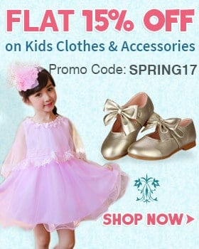 Baby and kids clothes offers
