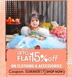 discount coupon summer kids wear