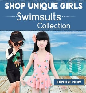 Baby Girl Swimwear & Bathing Suits
