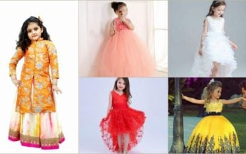 Indian Wedding Fashion for kids in Summer