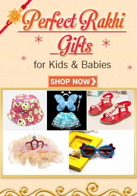 Rakhi gifts kids and babies