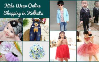 Kids Wear Online Shopping in Kolkata: Designer & Birthday Party Dresses for Babies