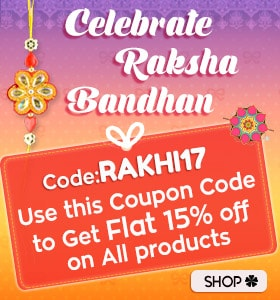 Raksha Bandhan Offers coupons