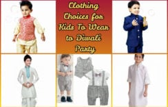 5 Trendy kids Outfits to Wear This Diwali Party