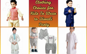 Trendy kids Outfits to Wear This Diwali Party